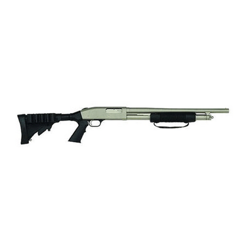 Mossberg Mossberg SP Tactical 12 Gauge Marinecote 18.5