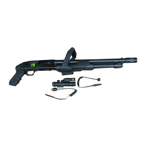 Mossberg Shotgun Mossberg ZMB Series 500 Chainsaw 12GA Light/Laser Combo 6rd 50461