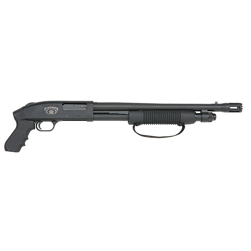 Mossberg 500 Blackwater Cruiser 12ga Matte-Blued