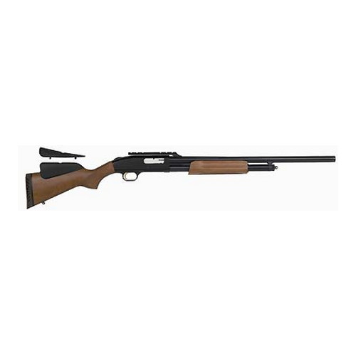 Mossberg 500 Pump Action Shotgun Slugster, 12 Gauge 24