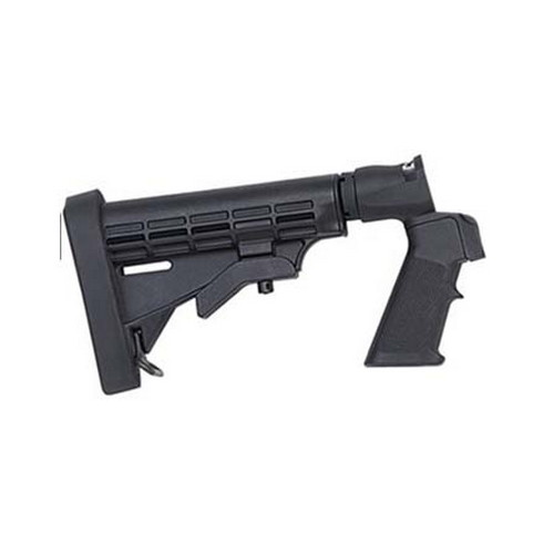Mossberg Mossberg Flex 6-Position Adjustable Stock Black 95219