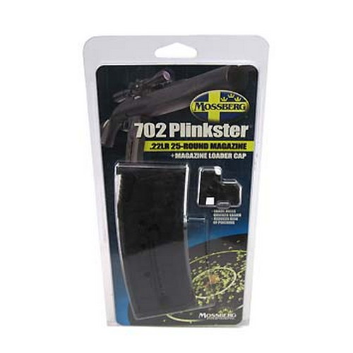 Mossberg 702 Plinkster 25 Round Magazine and Loader