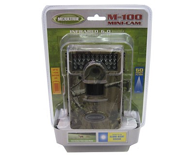 Moultrie Feeders Moultrie Feeders Game Spy Camera M-100 MFH-DGS-M100