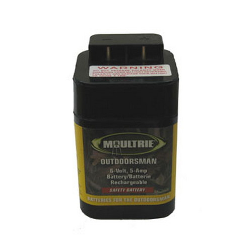 Moultrie Feeders Moultrie Feeders 6 Volt Rechargeable Battery MFH-SRB6