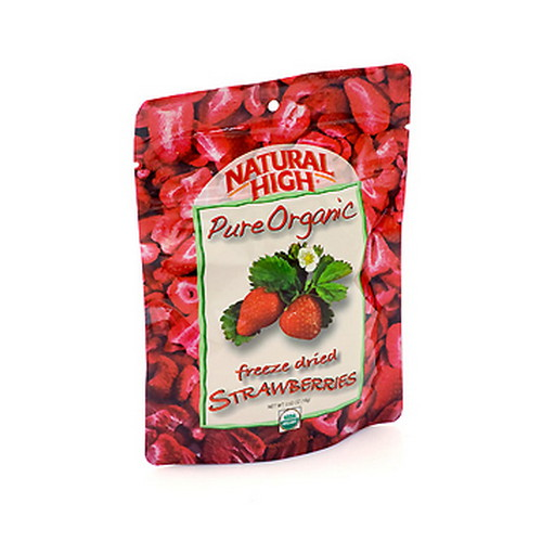 Natural High Natural High Organic Strawberries 36004