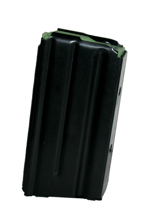 National Magazines Colt AR-15 Magazine 20 Round, Blue