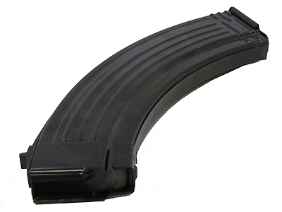 National Magazines National Magazines AK-47 Magazine 40 Round, Blue R40-0004