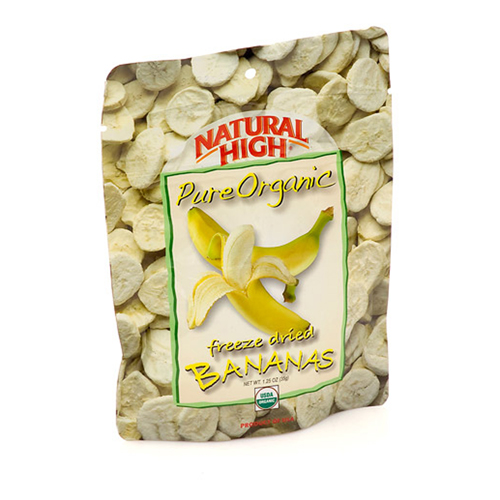Natural High Natural High Organic Bananas 36006