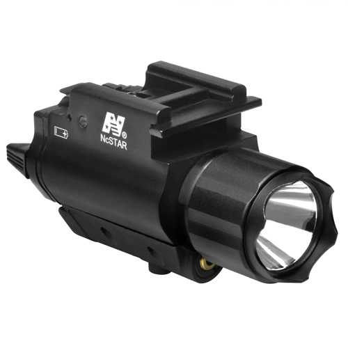 NcStar NcStar Red Laser Sight with 3W Light Combo AQPFLS
