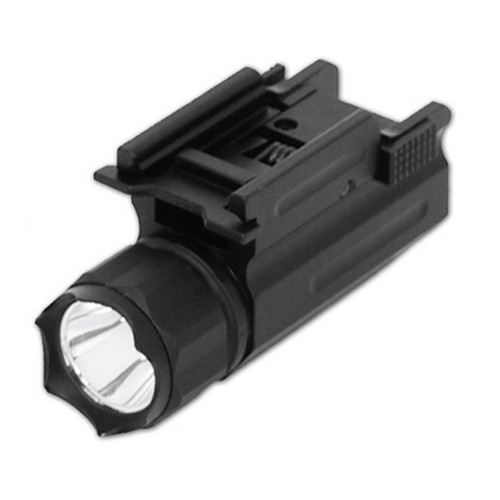 NcStar NcStar LED Flashlight Pistol/Rifle, with Quick Release Weaver Mount AQPTF