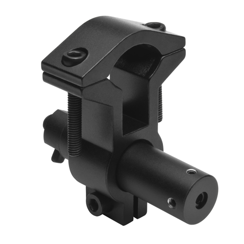 NcStar NcStar Red Laser Sight Universal Barrel Mount, Black ARLS