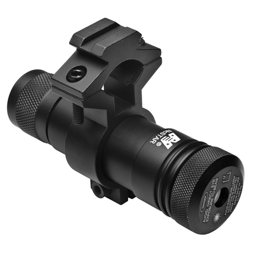NcStar NcStar Green Laser Sight with Universal Barrel Mount, Switch ARLSG