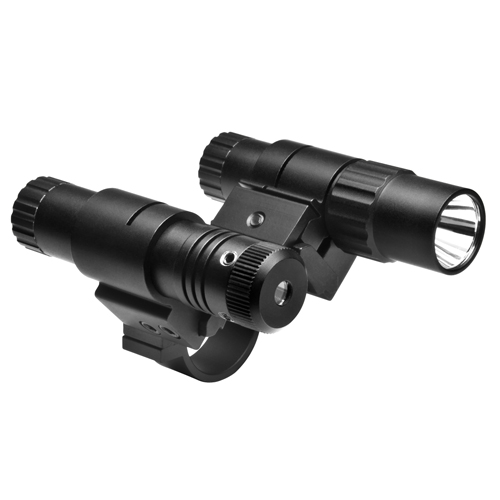 NcStar NcStar Mark III Tactical Adapter/Flashlight/Green Laser ASFLG34