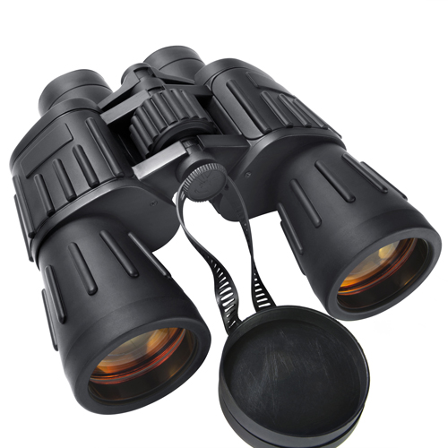 NcStar NcStar Binoculars 10x50, Black, Ruby Lens, Tactical BT1050R