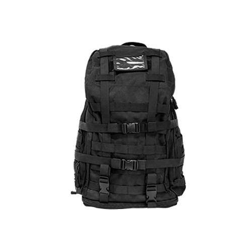 NcStar Tactical 3 Day Backpack Black