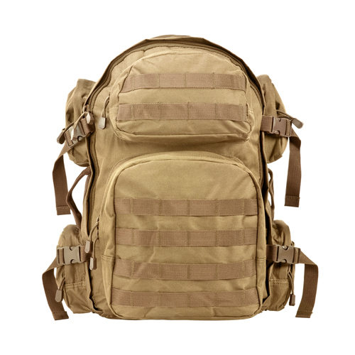 NcStar NcStar Tactical Back Pack Tan CBT2911