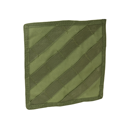 NcStar NcStar 45 Degree Molle Panel Green CP45MP2933G