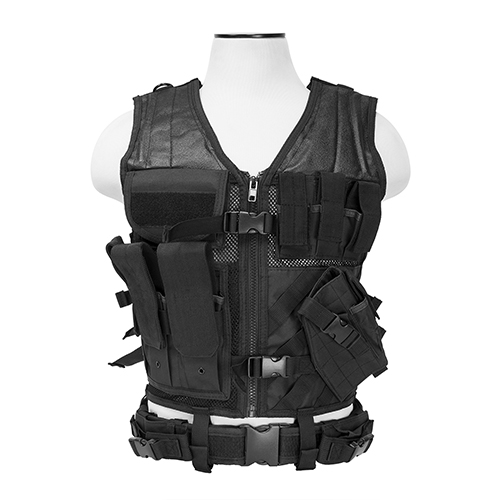 NcStar NcStar Tactical Vest Black CTV2916B