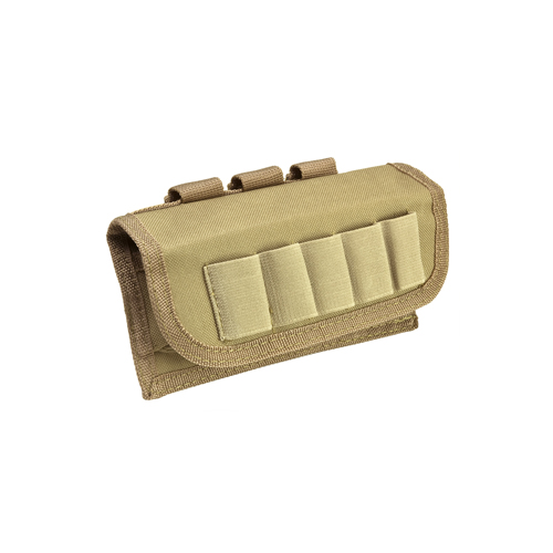NcStar NcStar Tactical Shotshell Carrier Tan CV12SHCT