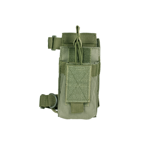 NcStar NcStar AR Single Mag Pouch w/Stock Adapter Green CVAR1PS2926G