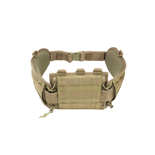 NcStar Battle Belt w/Pistol Belt Tan