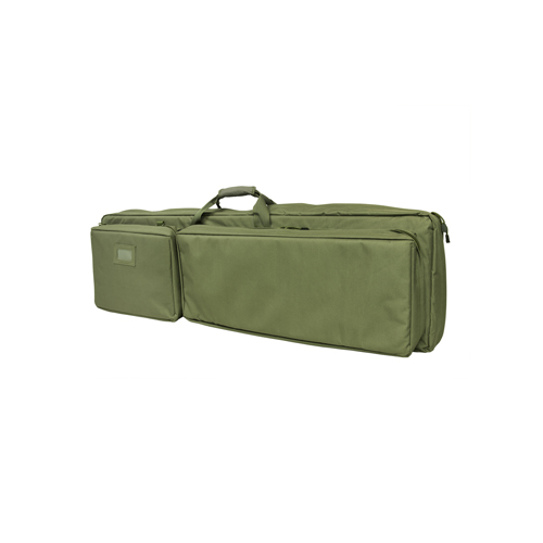 NcStar NcStar Double Rifle Case Green CVDR2914G