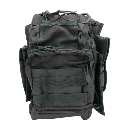 NcStar First Responders Bag/Urban Gray