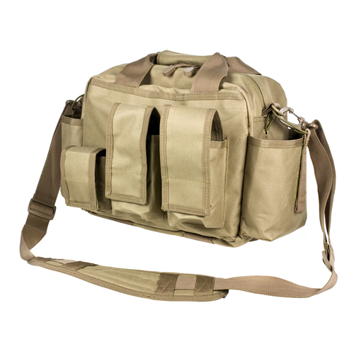 NcStar NcStar Operators Field Bag Tan CVOFB2923T
