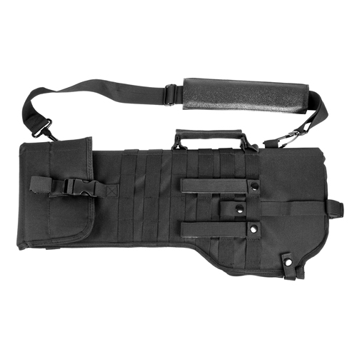 NcStar NcStar Tactical Rifle Scabbard Black CVRSCB2919B