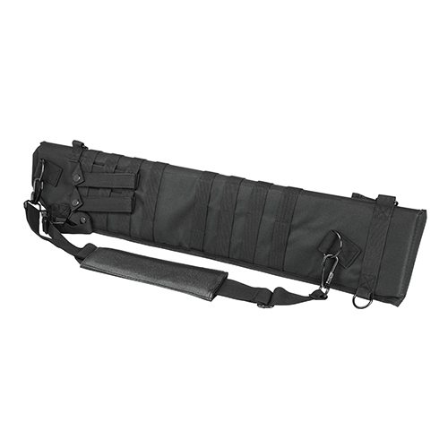NcStar Tactical Shotgun Scabbard Black