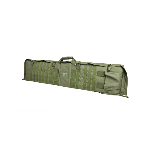 NcStar NcStar Rifle Case/Shooting Matte Green CVSM2913G
