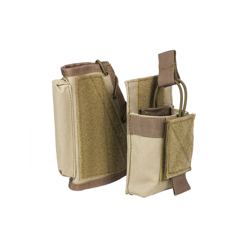 NcStar NcStar Stock Riser With Mag Pouch Tan CVSRMP2925T