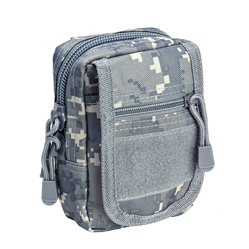 NcStar Small Utility Pouch Digital Camo