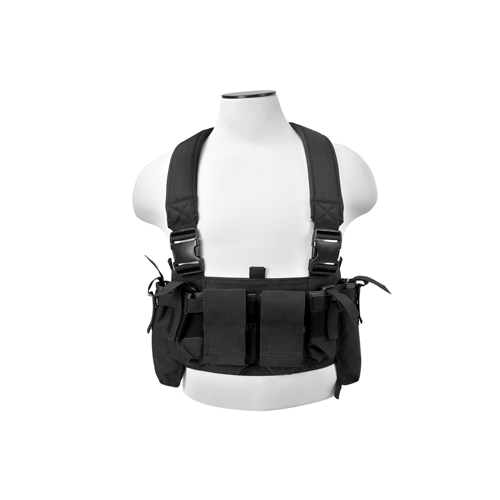 NcStar NcStar Ultimate Chest Rig Black CVUCR2943B