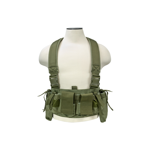 NcStar NcStar Ultimate Chest Rig Green CVUCR2943G