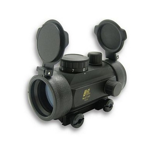 NcStar NcStar B-Style Red Dot Sight 1x30, 3/8