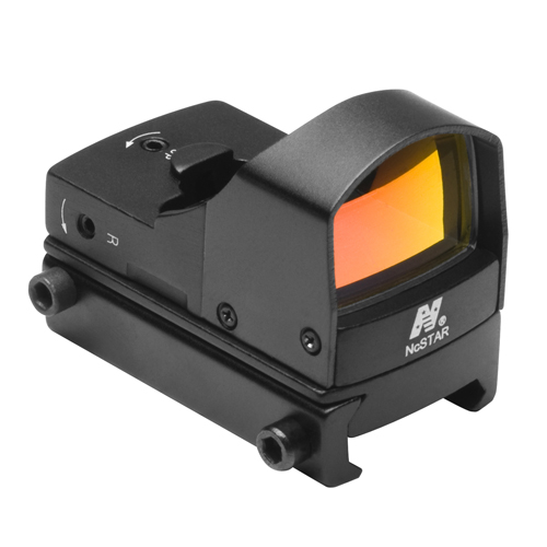 NcStar Compact Tactical Red Dot Reflex Sight Black DDAB