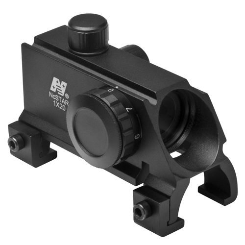 NcStar NcStar Red Dot Sight 1x20, MP5, HK Claw Mount DMP5