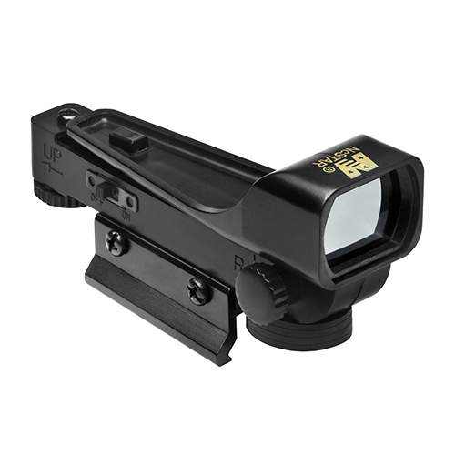 NcStar NcStar Red Dot Reflex Sight with Weaver Base DP
