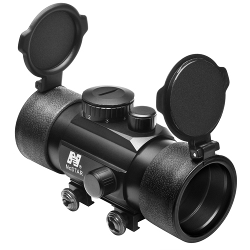 NcStar T-Style Red Dot Sight 1x45, Weaver Base