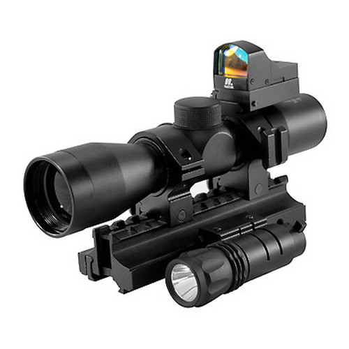 NcStar NcStar Scope Combo Tactical Triple Threat Combo KARSCRDF