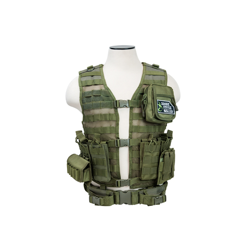 NcStar NcStar Zombie Infected Kit Green (Avs, Cpv2915T KZCMS2G