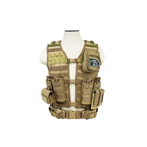 NcStar Zombie Infected Kit Tan (Avs, Cpv2915B