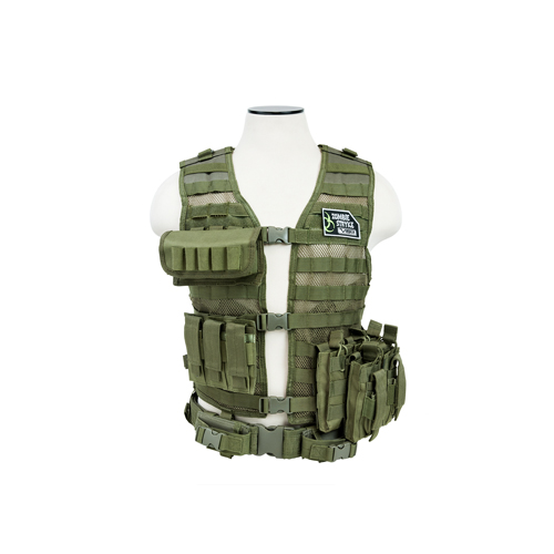 NcStar NcStar Zombie Dead Ops Kit Green (Avs, Cpv2915T, KZCMS4G