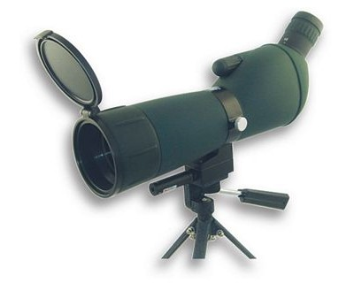 NcStar Spotting Scope 20-60x60 Green Lens Red Laser NG206060G