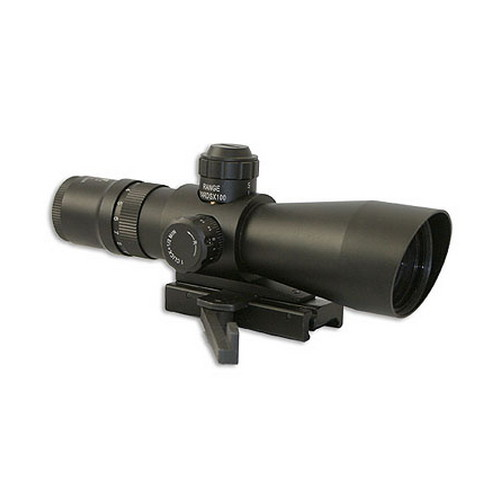 NcStar NcStar Mark III Tactical Mil-Dot 3-9X42 STM3942G/D