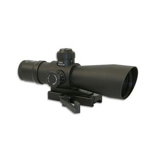 NcStar NcStar Mark III Tactical Scope Series 4x32 Compact Red/Green Illuminated Mil-Dot STM432G