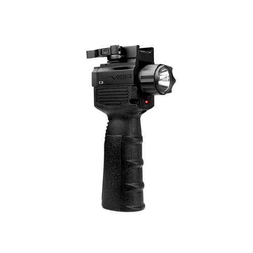 NcStar NcStar Vism By Qr Vertical Grip/Led FL VAQVGFLR