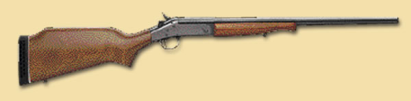 NEF/H&R Handi-Rifle 22