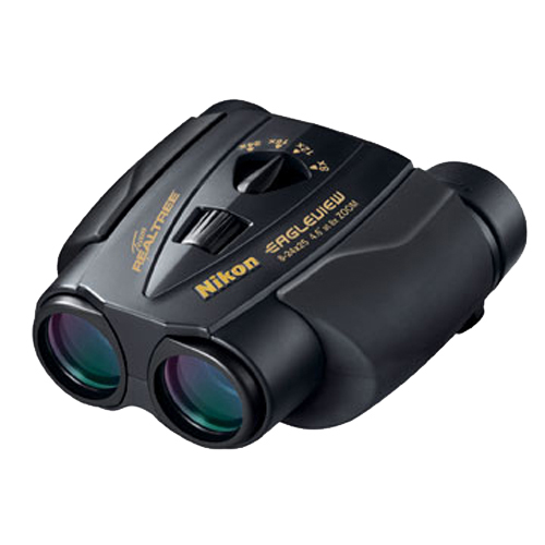 Nikon Nikon Eagleview Zoom Binocular 8-24x25 Black 7496